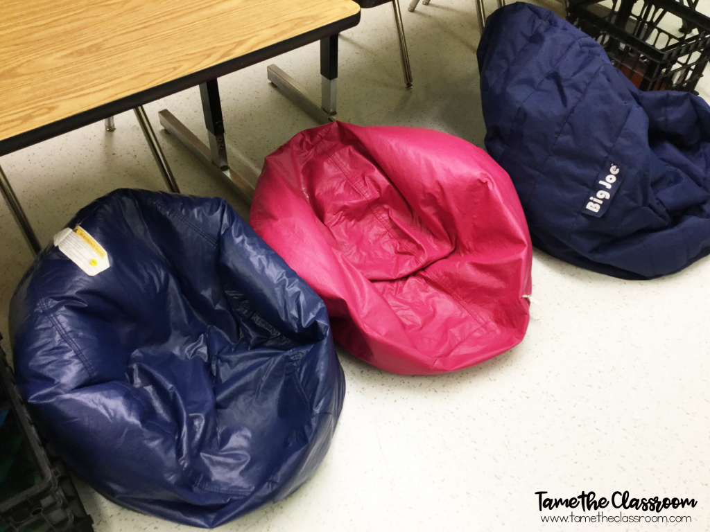 Get some much needed inspiration for your flexible seating classroom by viewing what's inside my classroom.