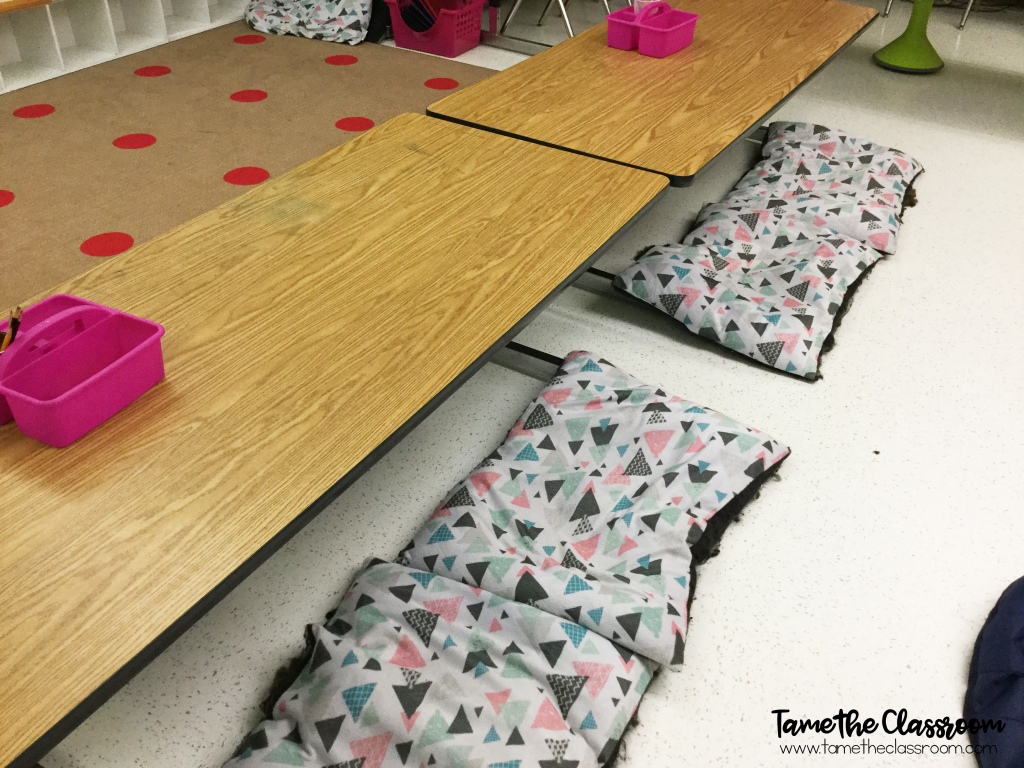 What Does Flexible Seating Look Like In My Classroom