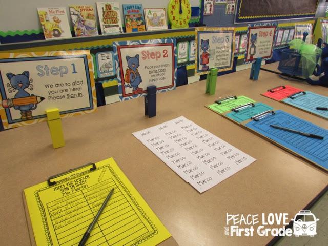Amazing Meet the Teacher ideas for the upcoming school year! #meettheteacher #meettheteachernight #openhouse #meetandgreet #meettheteacherideas #teachingideas