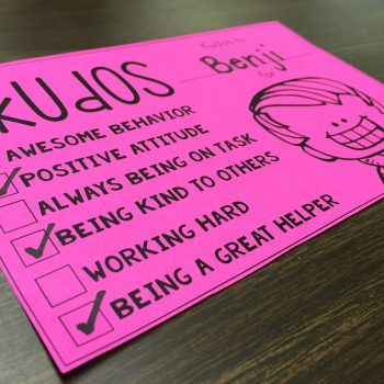 6 Ways to Promote Positive Student Behavior