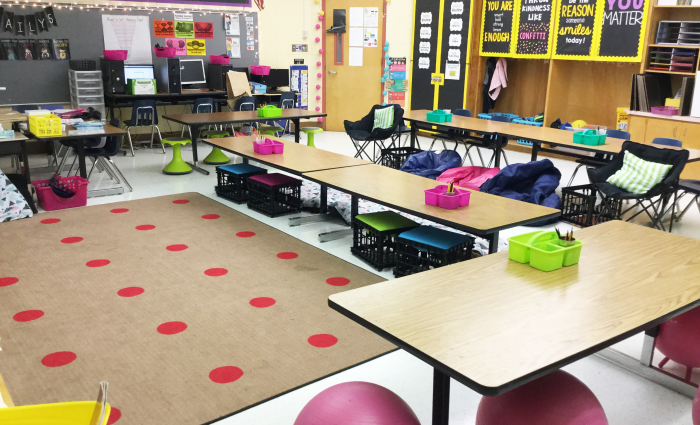 What Does Flexible Seating Look Like in My Classroom?