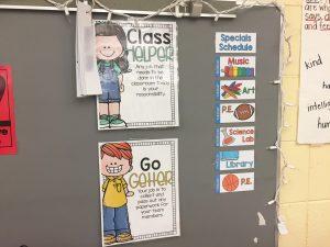 Classroom Jobs Management for Busy Teachers